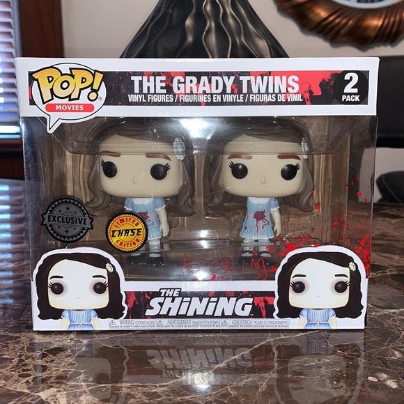 Funko Pop The Grady Twins Chase Exclusive